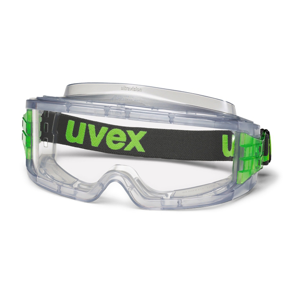Uvex Ultravision Goggle Clear Ref 9301-105 Up to 3 Day Leadtime