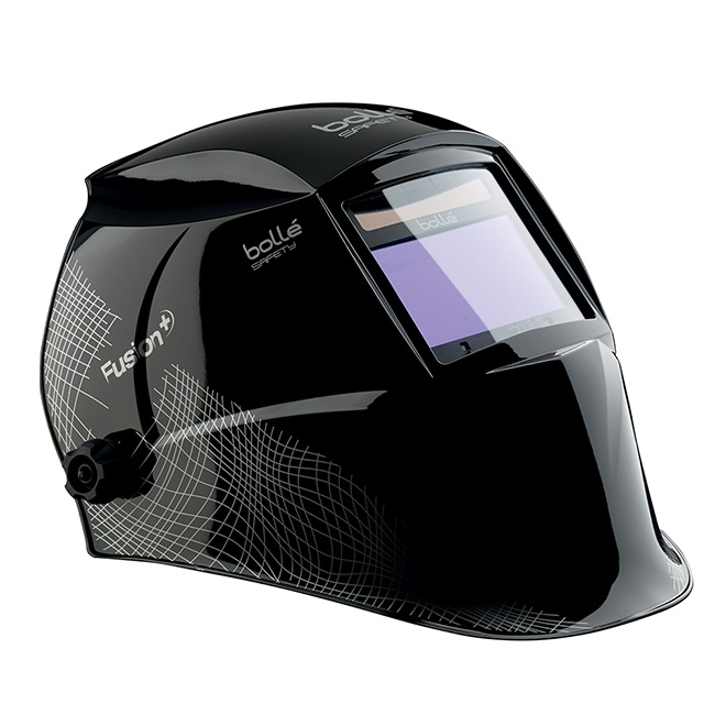 Bolle Fusion plus Welding Helmet Black Ref BOFUSV Up to 3 Day Leadtime