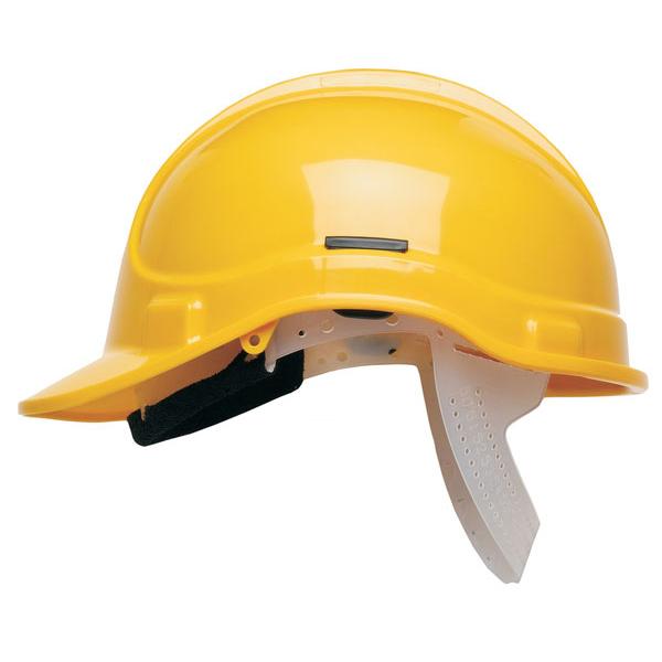 Scott HC300SB Helmet Yellow Ref HC300SBY *Up to 3 Day Leadtime*