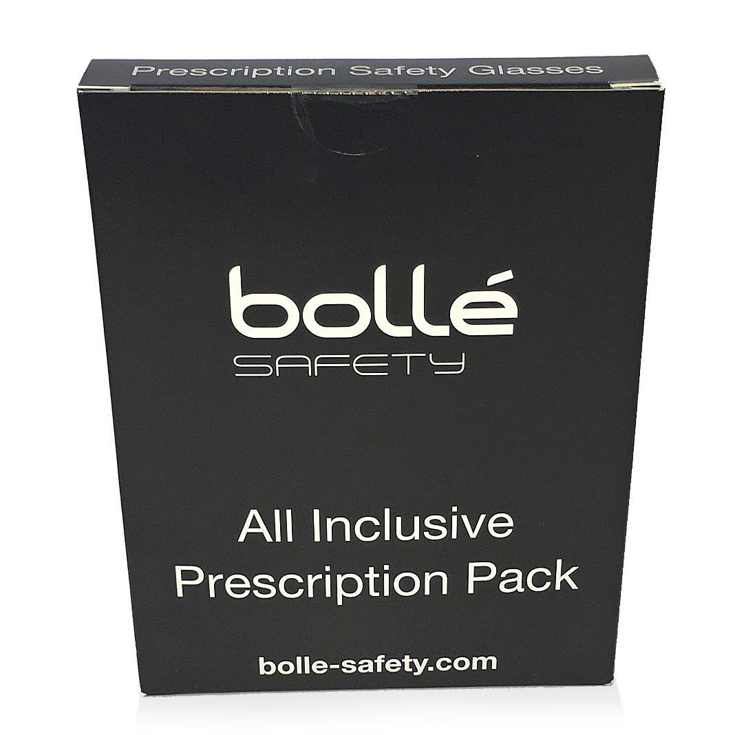Bolle RX Prescription Pack Ref BORXPACK *Up to 3 Day Leadtime*