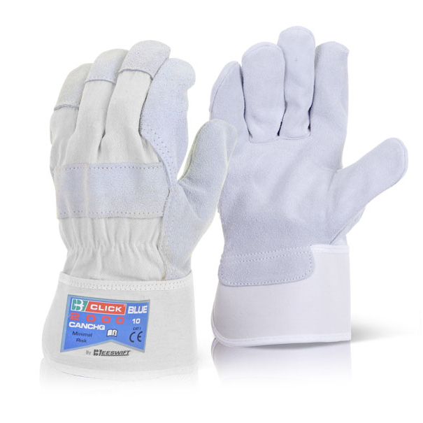 Limitless Click2000 Canadian Chrome High Quality Glove Ref CANCHQ Pack 10 *Up to 3 Day Leadtime*
