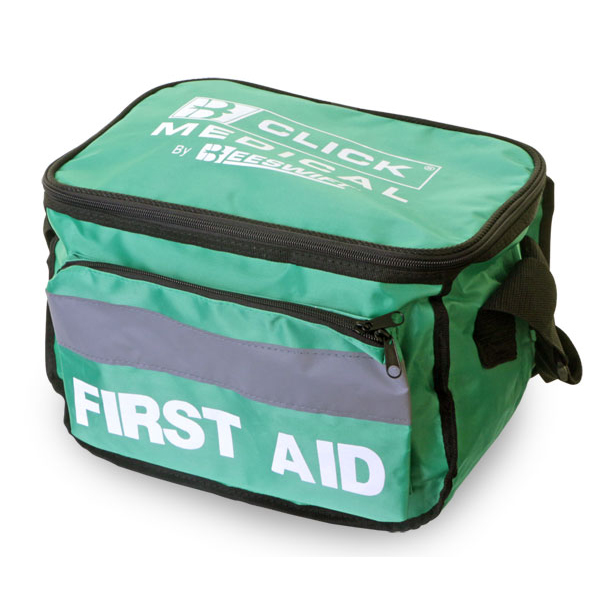 Click Medical First Aid Bag Heavy Duty Ref CM1102 Up to 3 Day Leadtime