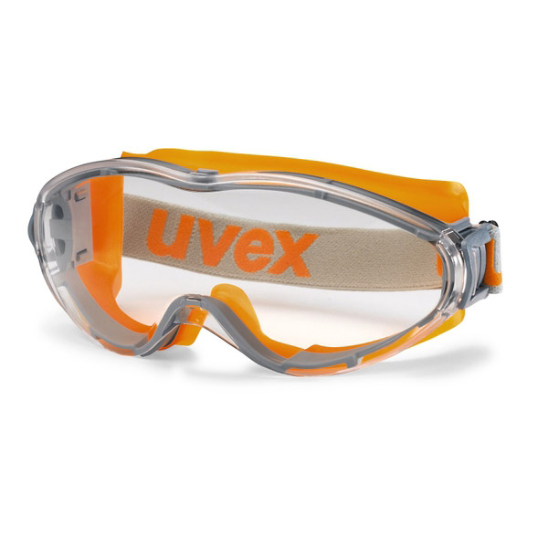Goggles Uvex Ultrasonic Goggle Clear Ref 9302-245 *Up to 3 Day Leadtime*