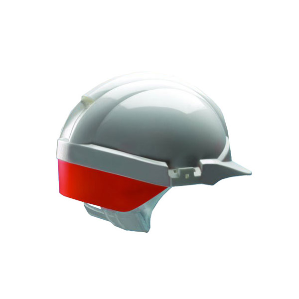 Limitless Centurion Reflex Safety Helmet White with Orange Rear Flash White Ref CNS12WHVOA *Up to 3 Day Leadtime*