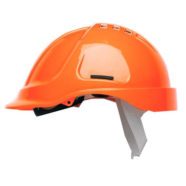 Scott Hc600 Vented Helmet Hi Vis Orange*Up to 3 Day Leadtime*