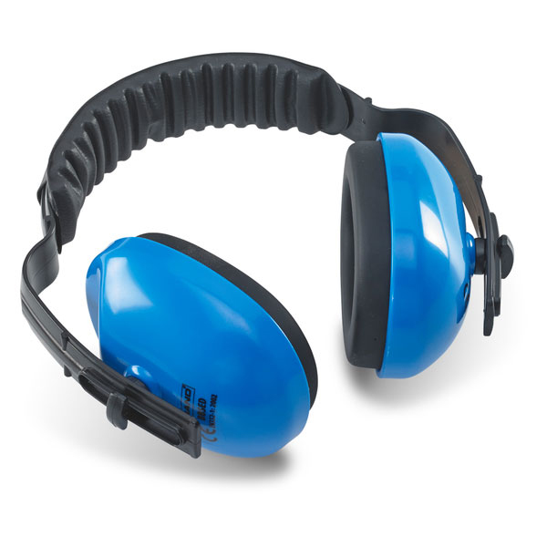 B-Brand Superior Ear Defenders Muffs Blue Ref BBSED [Pack 10] Up to 3 Day Leadtime