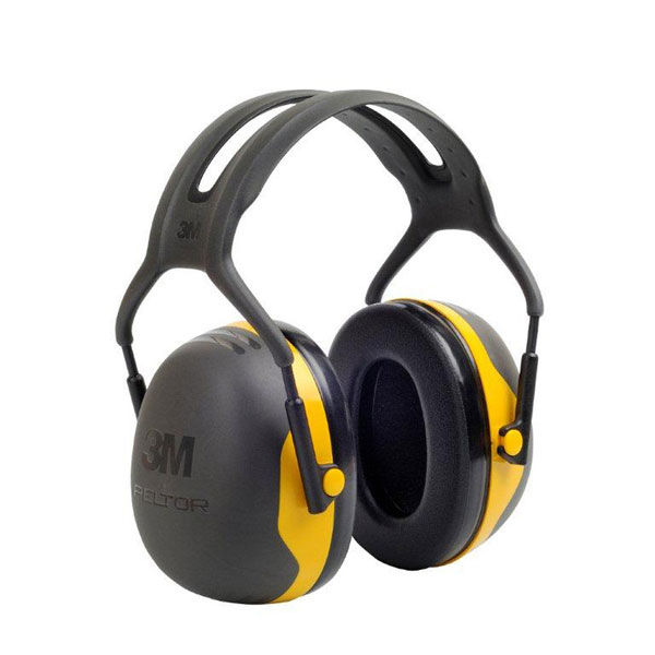 Peltor X2 Headband Ear Defenders 24dB Yellow Ref X2A *Up to 3 Day Leadtime*