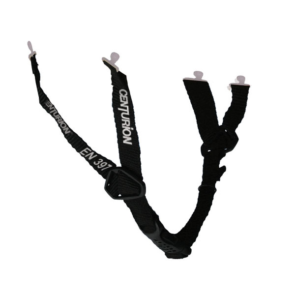 Image for Centurion En 397 Linesman 4 Point Harness Black Ref CNS30LY Up to 3 Day Leadtime
