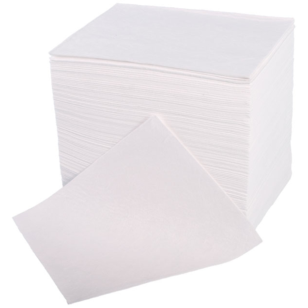 Fentex Oil & Fuel Absorbent Pads Ref OB200 Pack 200 *Up to 3 Day Leadtime*