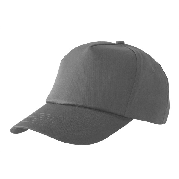 Limitless Click Workwear Baseball Cap Grey Ref BCGY *Up to 3 Day Leadtime*