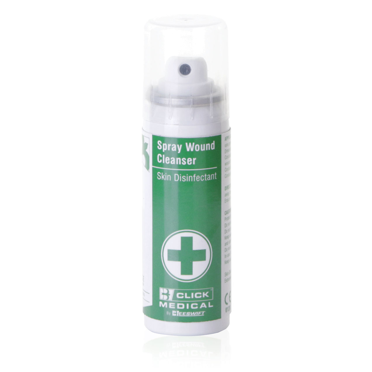 Click Medical Wound Cleanser Skin Disinfectant 70ml Ref CM0379 Up to 3 Day Leadtime