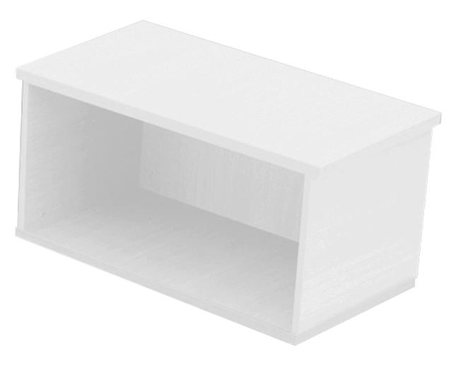 Image for Sonix Desk Top Storage Box Polar White