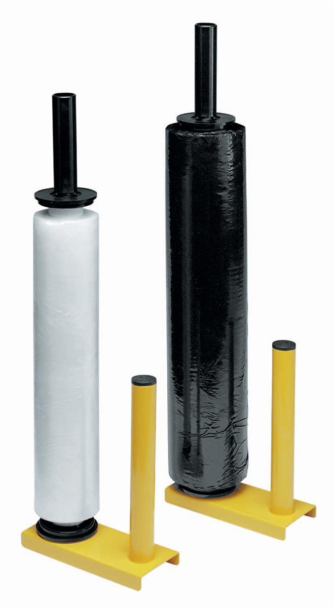 Stretchwrap 17 Micron Black [Pack 6]