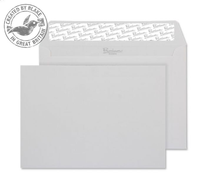 Blake Premium Business Wallet P&S Diamond White Laid C6 120gsm Ref 91880 Pk500 *3 to 5 Day Leadtime*
