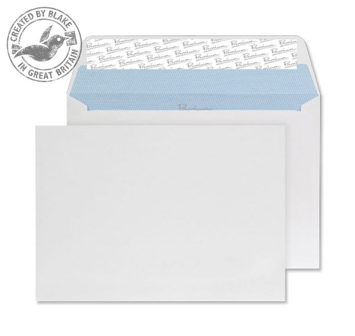 Blake Premium Office Wallet P&S Ultra White Wove C6 120gsm Ref 31215 Pk500 *3 to 5 Day Leadtime*