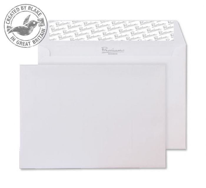 Blake Premium Business Wallet P&S Ice White Wove C6 120gsm Ref 21882 Pk500 *3 to 5 Day Leadtime*