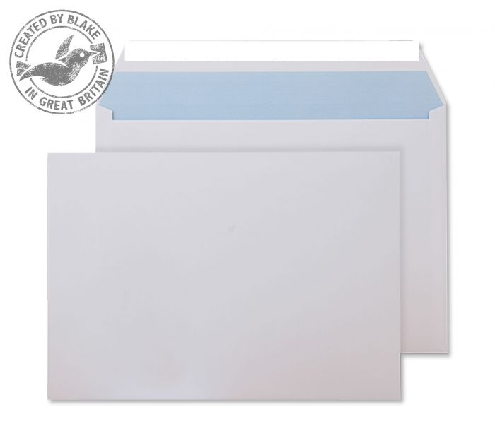 Purely Everyday Wallet P&S Ultra White 120gsm C6 114x162mm Ref 24882PS [Pack 500] *3 to 5 Day Leadtime*
