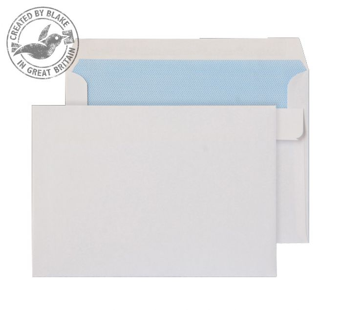 Purely Everyday Wallet Self Seal White 90gsm C6 114x162mm Ref 2602 [Pack 1000] *3 to 5 Day Leadtime*