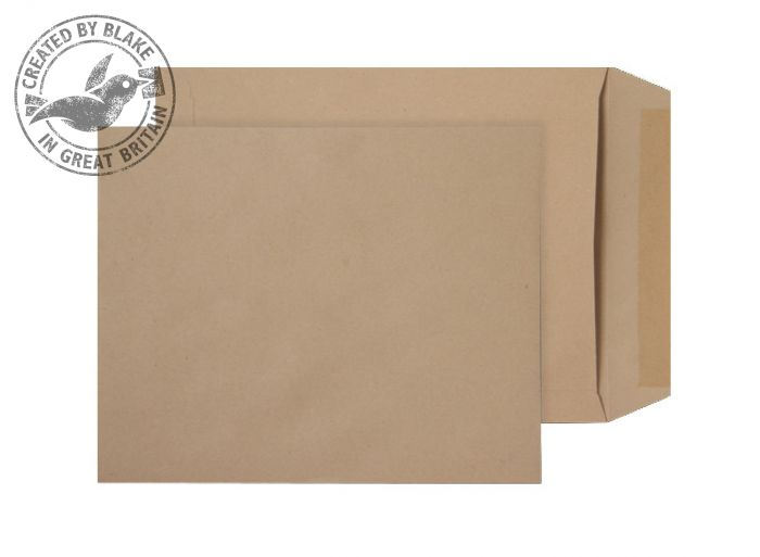 Purely Everyday Manilla Gummed Pocket 305x250mm Ref 180036 [Pack 250] *3 to 5 Day Leadtime*
