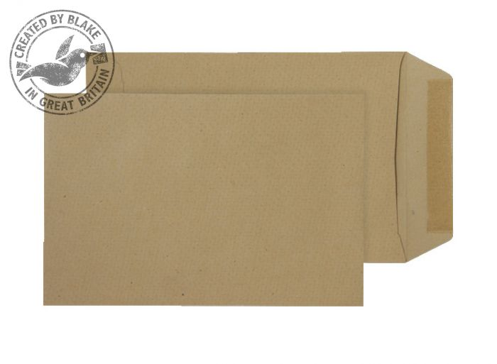 Purely Everyday Pocket Gummed Manilla 90gsm 254x178mm Ref 8067 [Pack 500] *3 to 5 Day Leadtime*