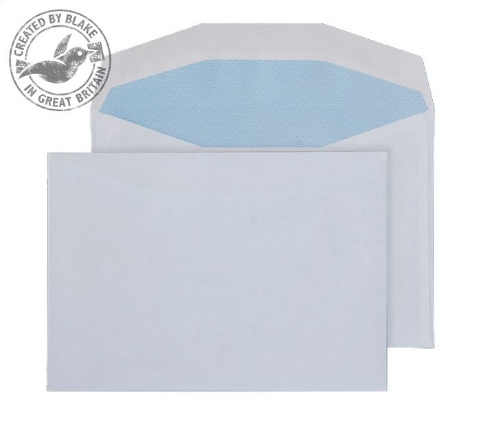Purely Everyday Mailer Gummed White 80gsm C6 114x162mm Ref 2600 [Pack 1000] *3 to 5 Day Leadtime*