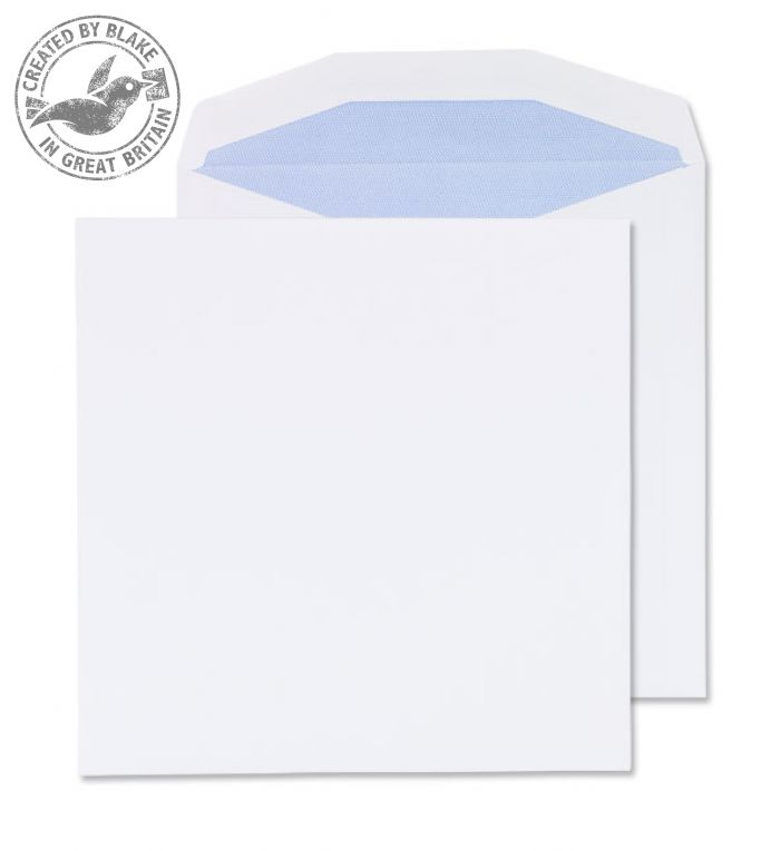 Purely Everyday Wallet Self Seal White 100gsm 220x220mm Ref 5700 [Pack 250] *3 to 5 Day Leadtime*