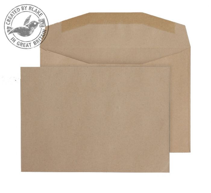 Purely Everyday Manilla Gummed Mailing Wallet C6 114x162mm Ref 13775 [Pack 1000] *3 to 5 Day Leadtime*
