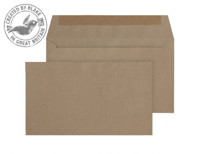 Purely Everyday Manilla Gummed Wallet 89x152mm Ref 13770 [Pack 1000] *3 to 5 Day Leadtime*