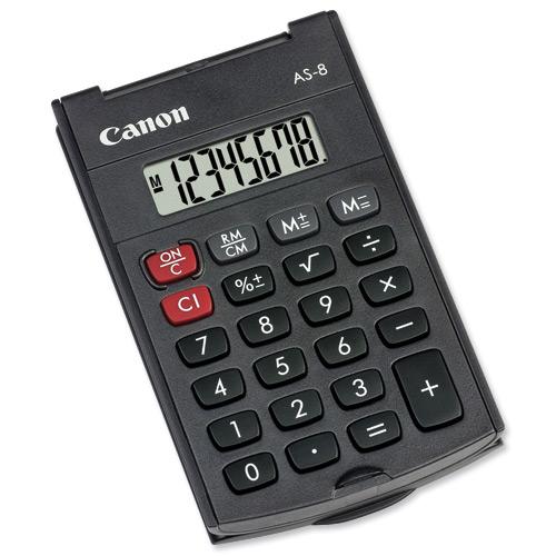 Canon AS8HB Calculator Ref 4598B001