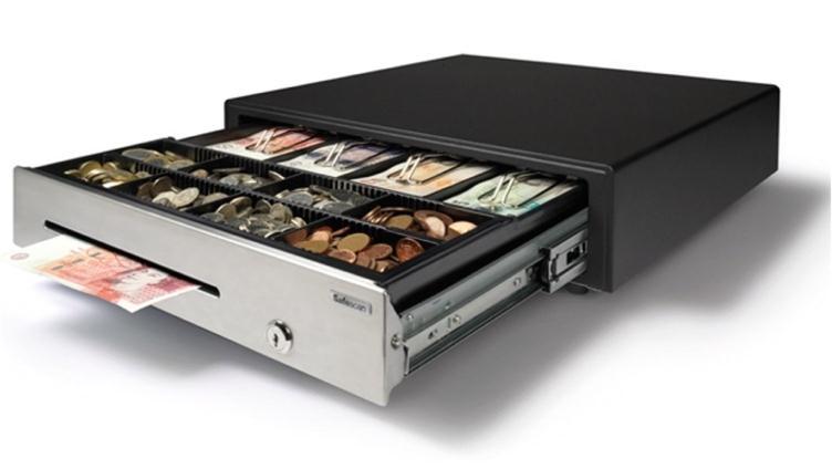Safescan Heavy-duty Cash Drawer Ref 132-0426