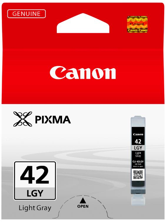 Canon CLI-42LGY Photo Ink Tank Capacity 13ml Light Grey Ref 6391B001