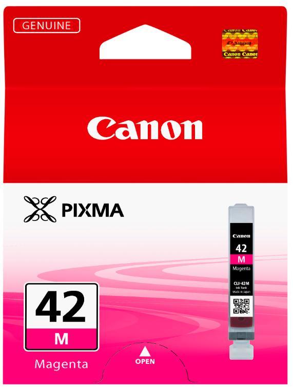 Canon CLI-42M Inkjet Cartridge Capacity 13ml Magenta Ref 6386B001