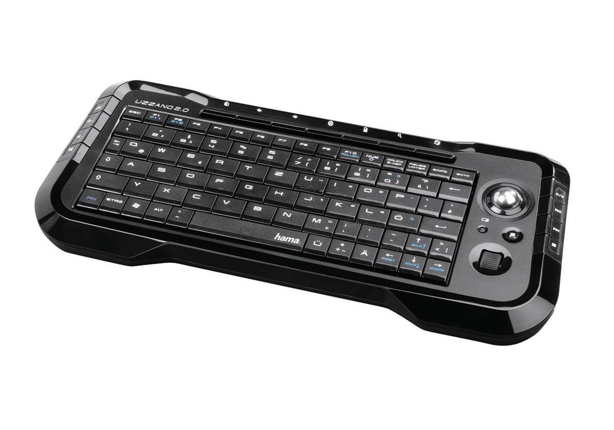 Hama Uzzano Keyboard Compact Wireless Ref 73053822