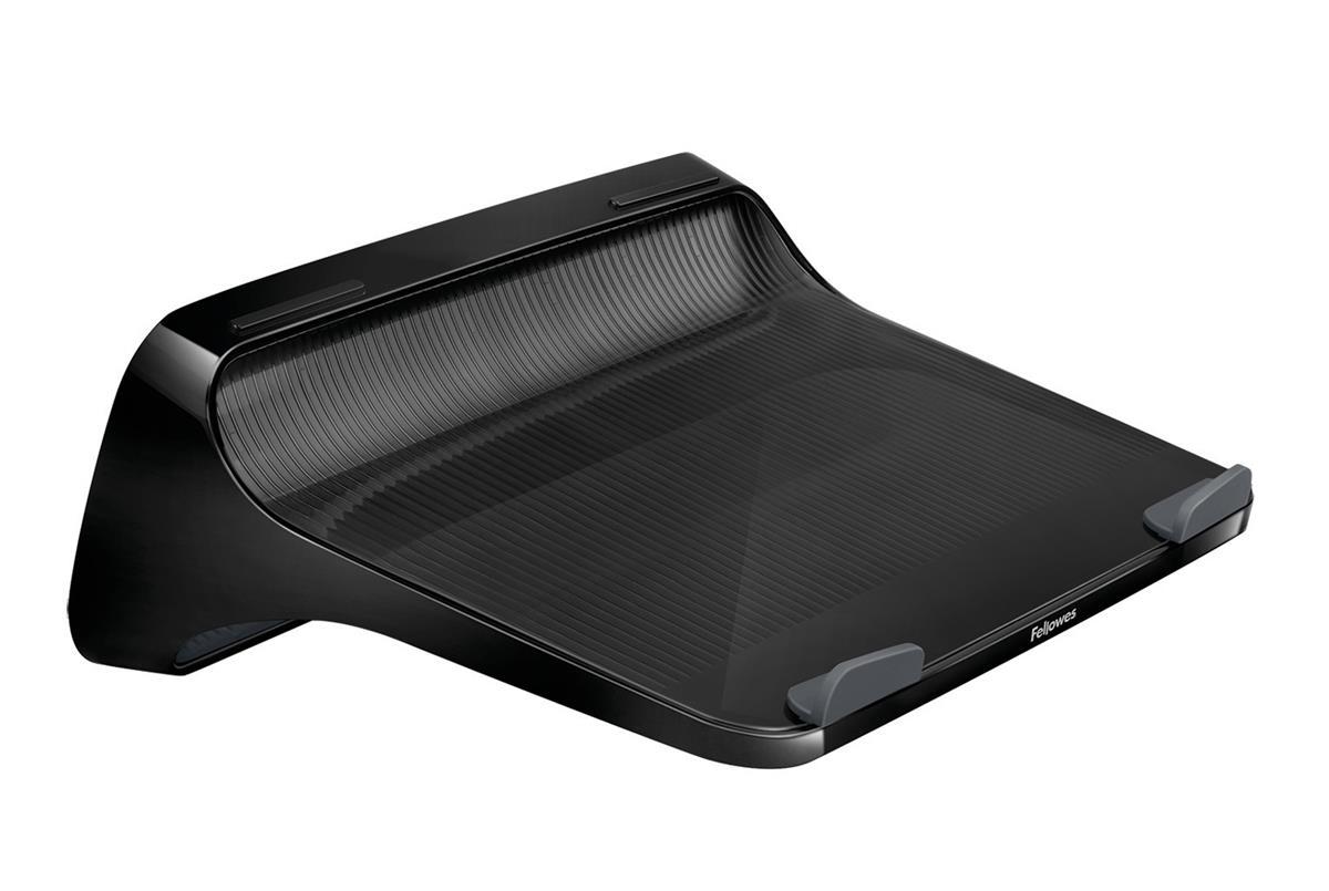 Fellowes I-SPIRE Laptop Lift Black Ref 9472402