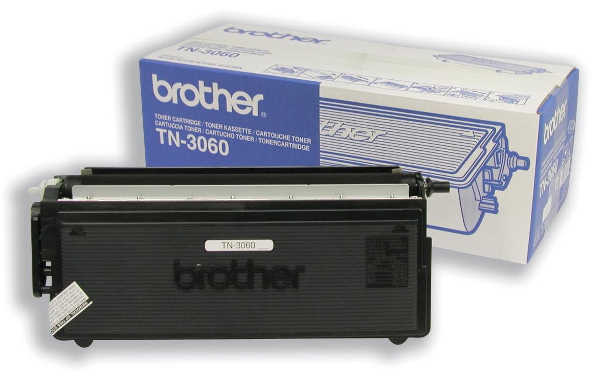 Brother Laser Toner Cartridge Page Life 6700pp Black Ref TN3060