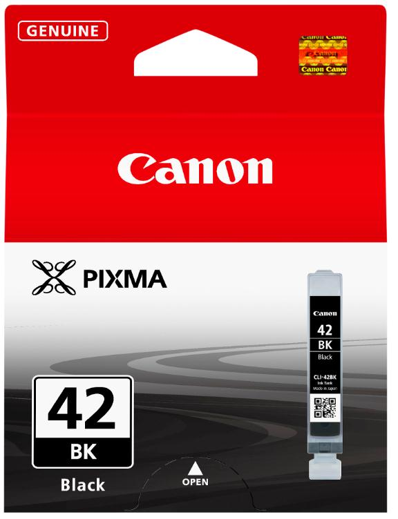 Canon CLI-42 Black Ink Cartridge Ref 6384B001