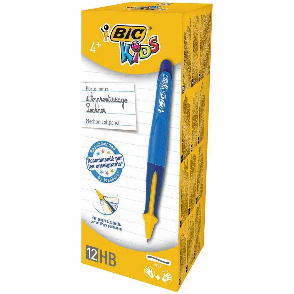 Image for Bic Kids Mechanical Pencil Visible Guide 0.4mm Line Blue Barrel Ref 918462 [Pack 12]
