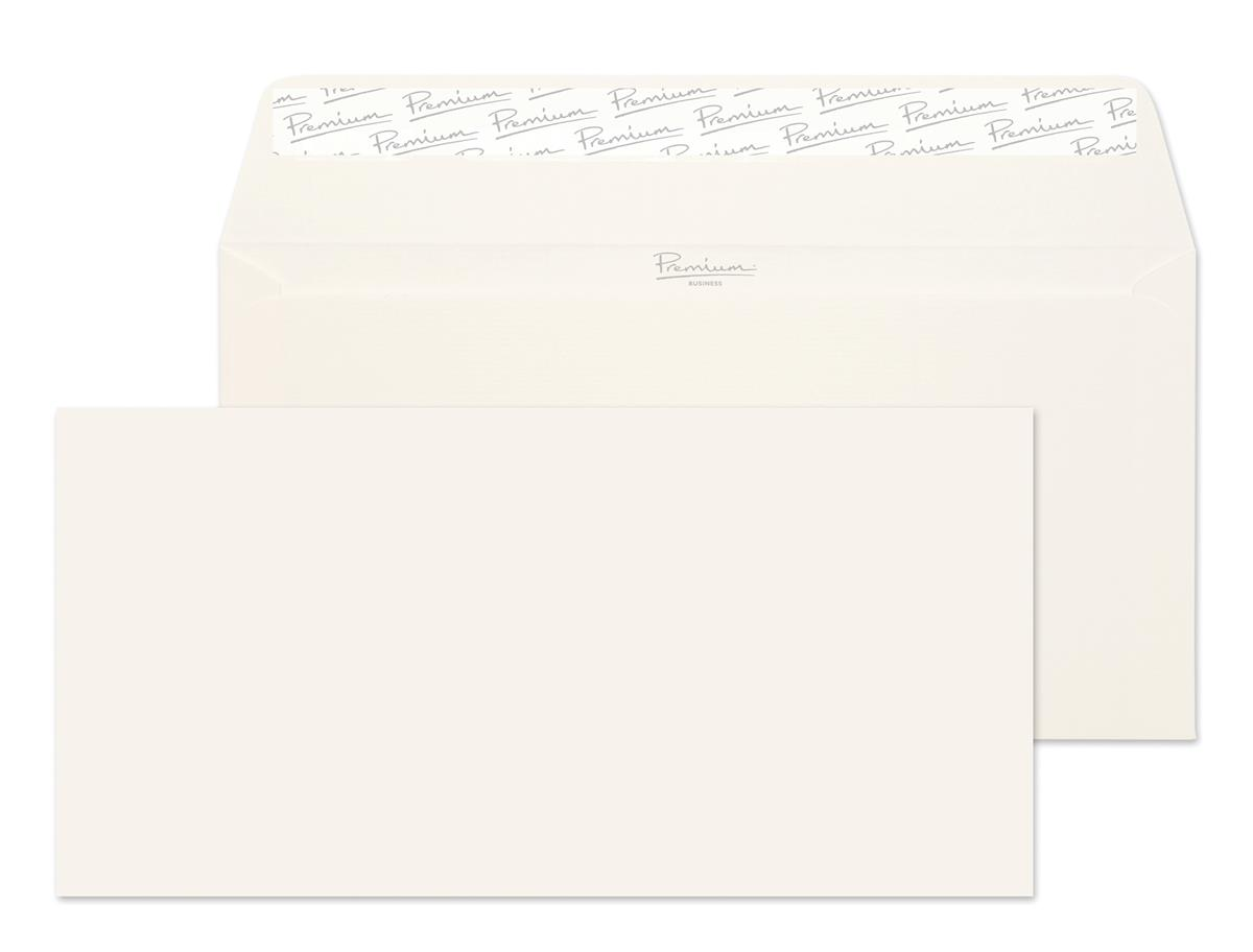Blake Premium Envelope Wallet Peel & Seal 120gsm High White Laid DL [Pack 500] Ref 39882