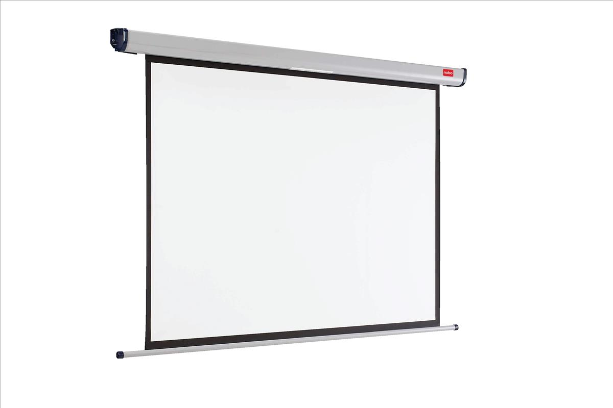 Nobo Wall Screen Wide Angle 2000x1350mm Ref 1902393W-