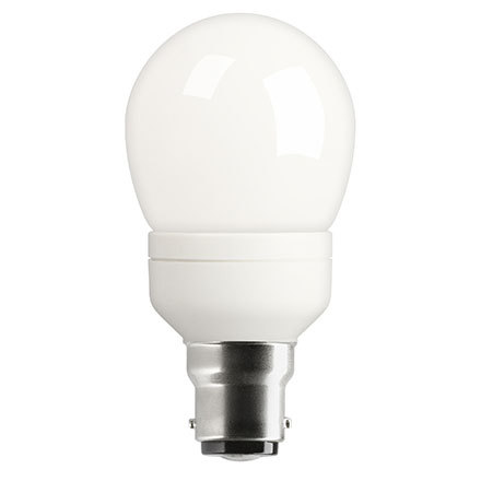 GE 12W T2 Heliax B22d Compact Fluores Bulb ExtWrmWhite 625lm Ref33926 A Rating *Up to 10Day Leadtime*