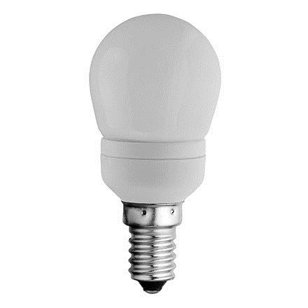 GE 12W T2 Heliax E14 Compact Fluores Bulb ExtWrmWhite 625lm Ref33925 A Rating *Up to 10 Day Leadtime*