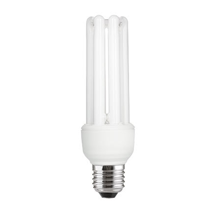 GE 20W T3 Hex E27 Compact Floures Tube ExtWrmWhite 1185lm Ref72379 A Rating *Up to 10 Day Leadtime*