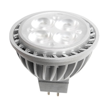 GE 7W GU5.3 MR16 Dimmable LED Bulb CoolWhite 520lm Ref60966 A PlusRating 12V *Up to 10 Day Leadtime*