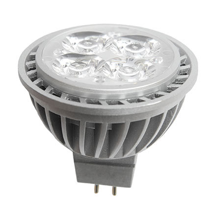 GE 7W GU5.3 MR16 Dimmable LED Bulb ExtWrmWhite 480lm Ref60963 A Rating 12V *Up to 10 Day Leadtime*