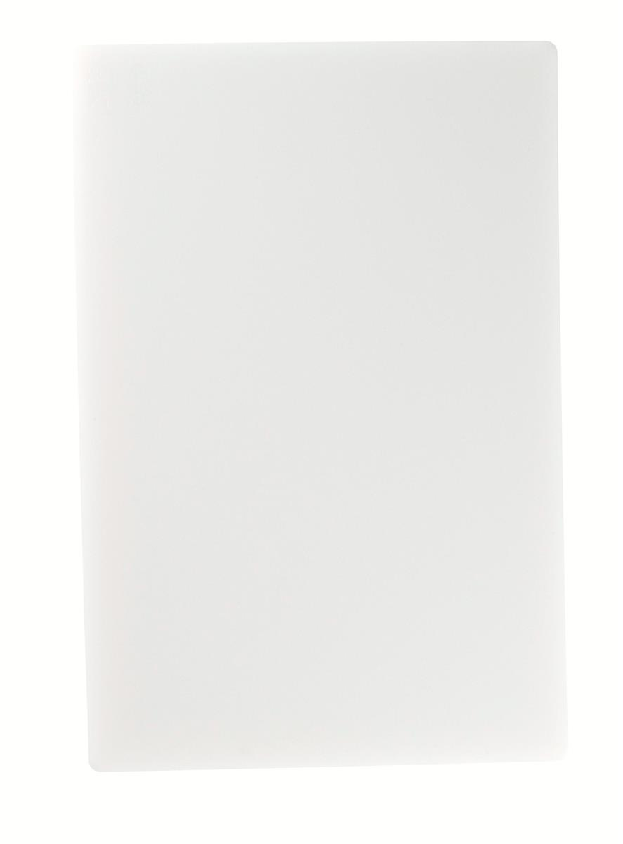 Chopping Board 18x12 Inch White