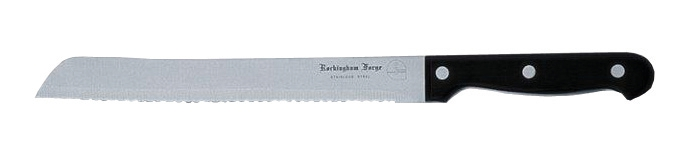 Bread Knife 8 inches Black