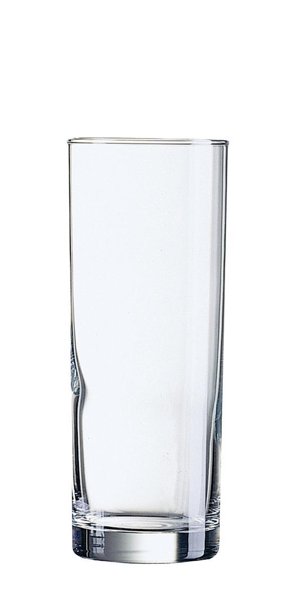 Disco Flutino Glass 10.5oz 30cl [Pack 6]