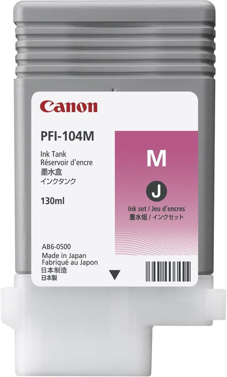 Canon PFI-102M Ink Tank Magenta Ref 0897B001AA
