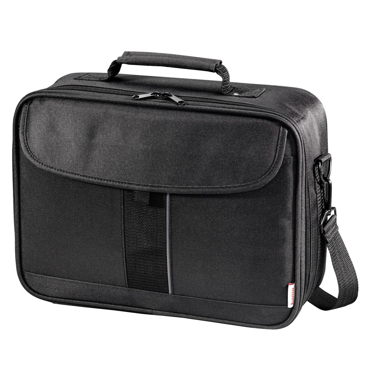 Hama Sportsline Padded Projector Bag Large W390xD270xH150mm Black Ref 101066