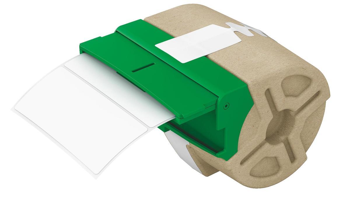 Image for Leitz Icon Label Cartridge Permanent Die-Cut 36mmx88mm White Ref 70120001 [600 Labels]
